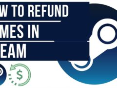 How To Get a Refund On Steam