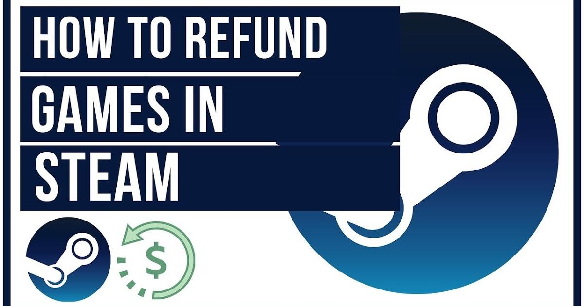how to refund games on steam-websplashers