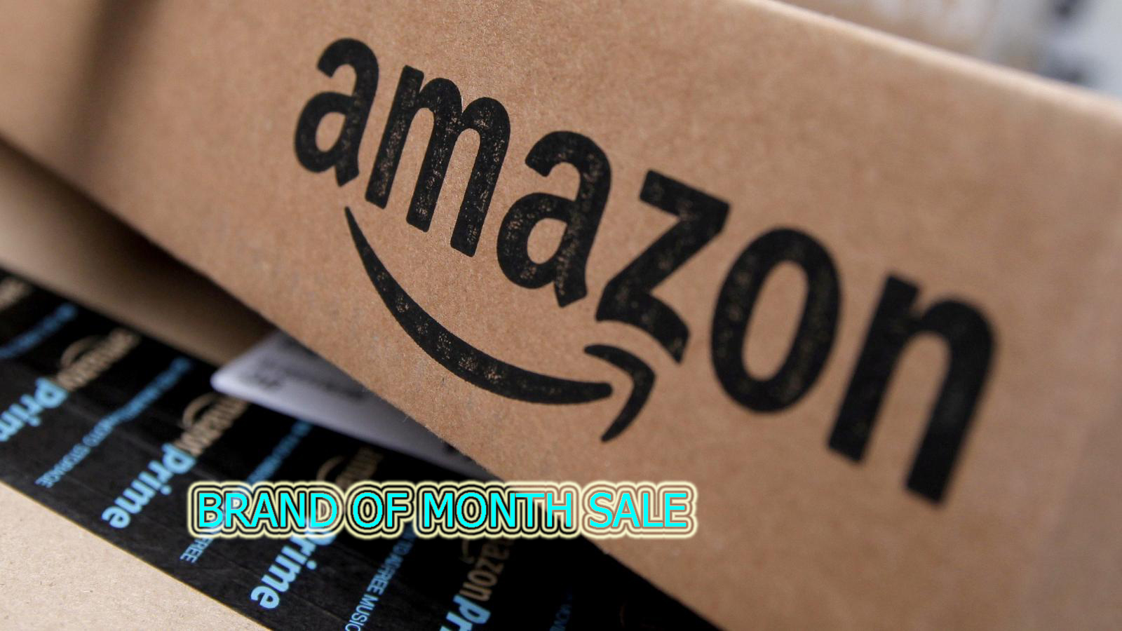 Amazon Brand of Month Sale is running on