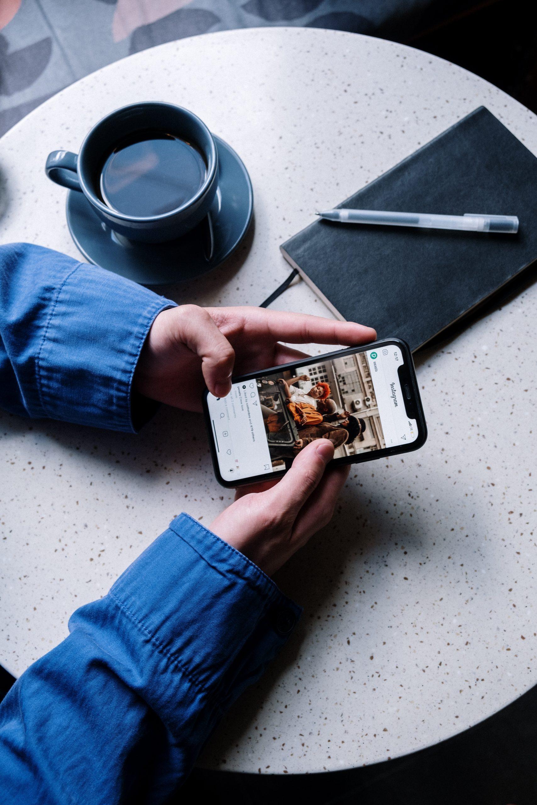 Instagram online story download-websplashers