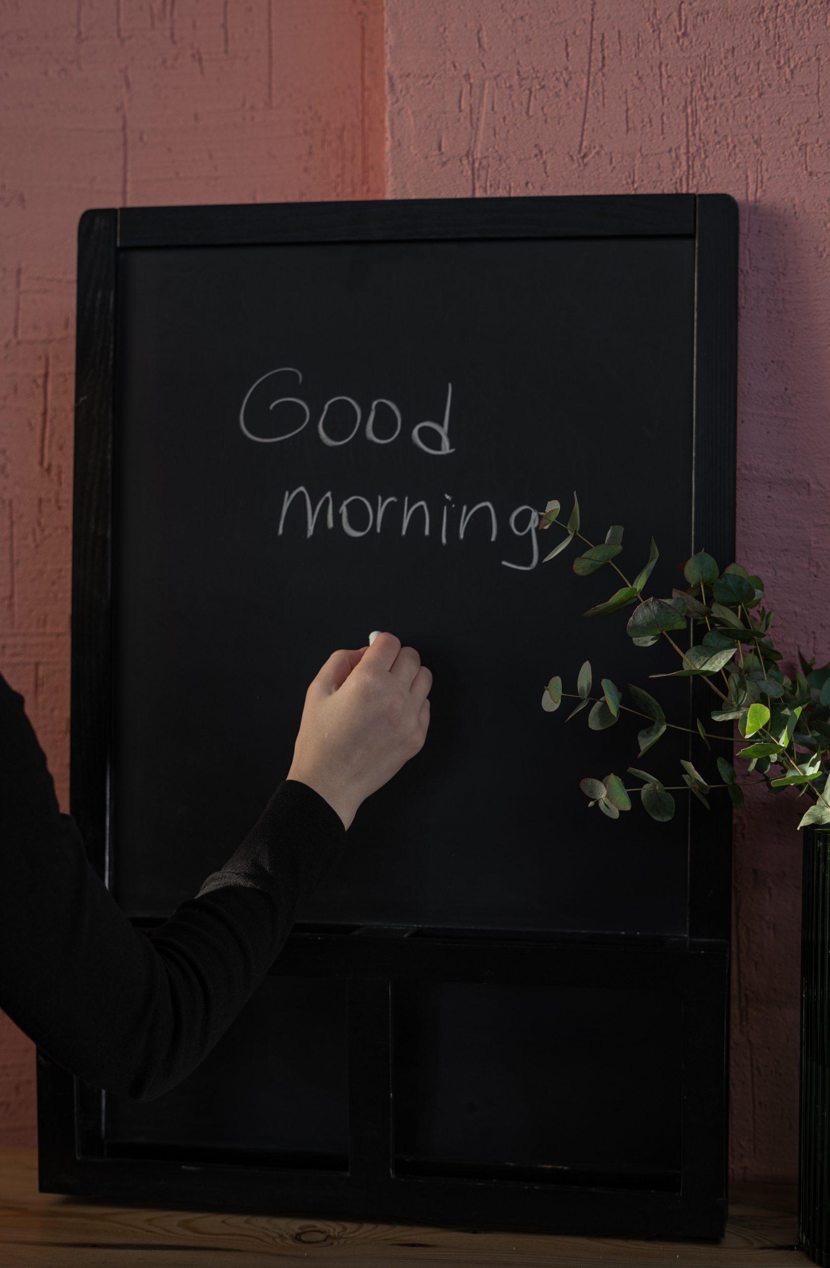 Quotes Good Morning- websplashers