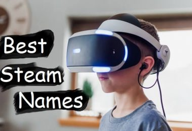 Best Steams names ideas