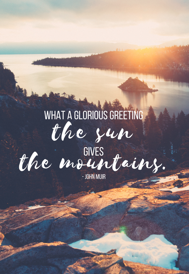Quotes for Mountain View