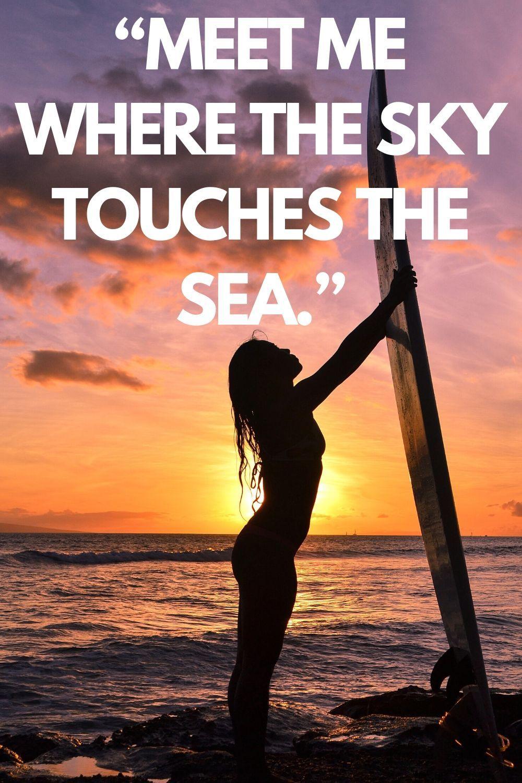 Romantic Beach Quotes Instagram