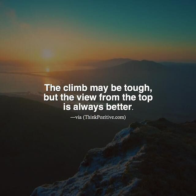Inspirational Mountain Quotes for Instagram