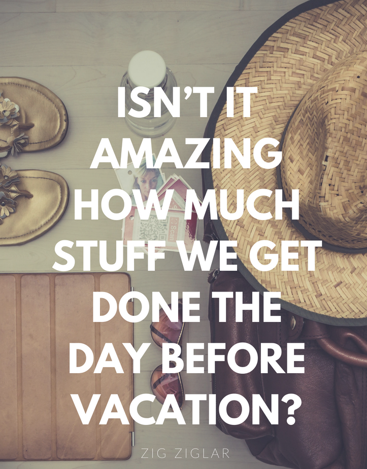 Awesome Vacation Quotes
