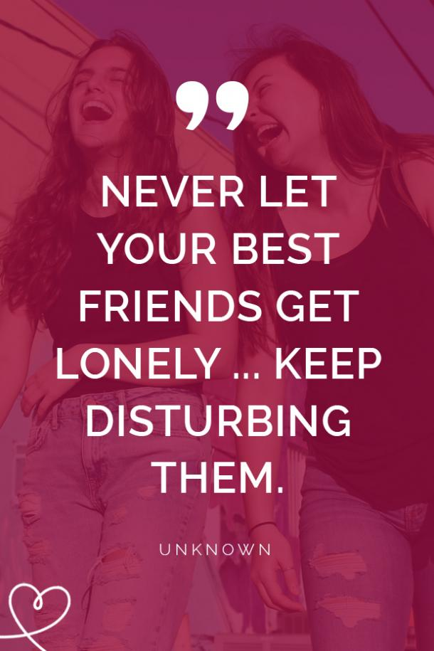 Inspirational Friendship Quotes to Cheer Them On