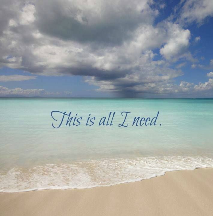 Beautiful Quotes About the Beach