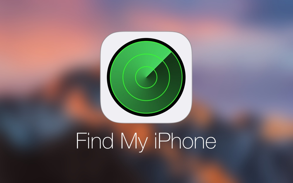 find my iphone logo image