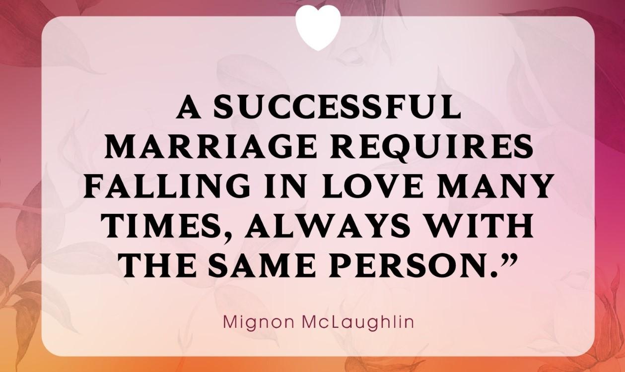 Marriage Sayings