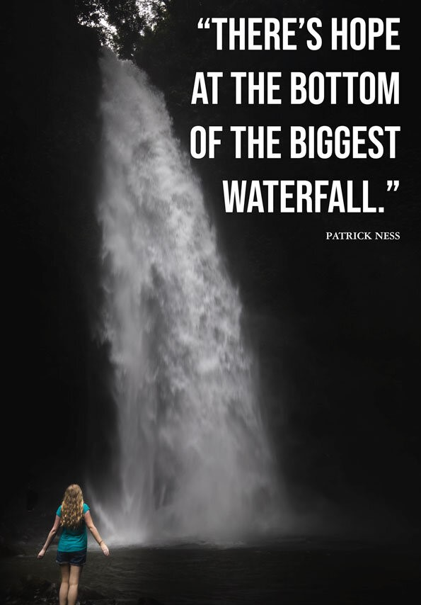 Quotes About Falls Nature
