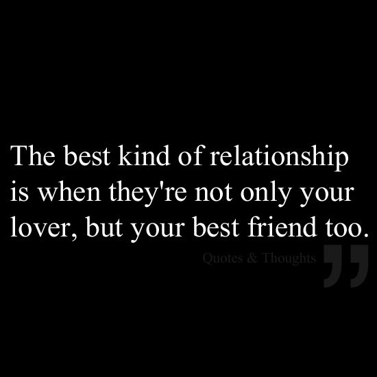 Friendship Quotes for Your Significant Other