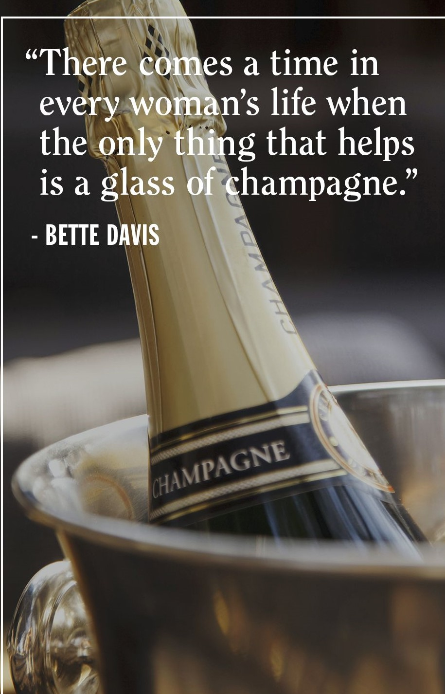 CHAMPAGNE WHISKEY QUOTES