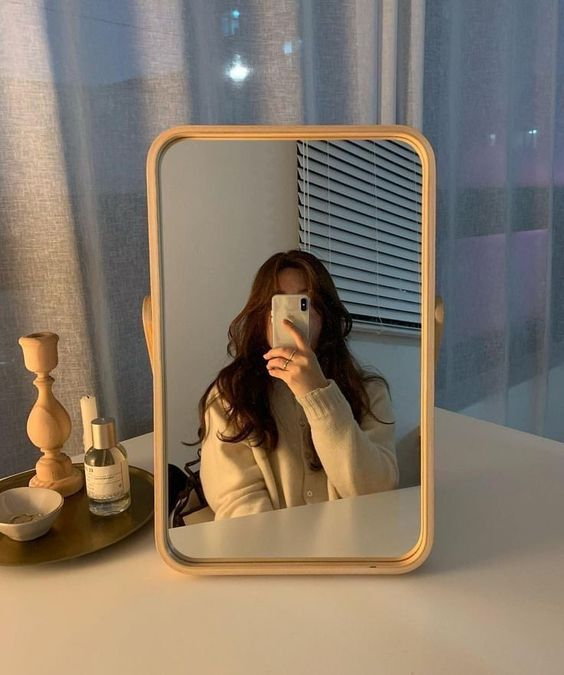 Mirror Selfie Quotes and Captions
