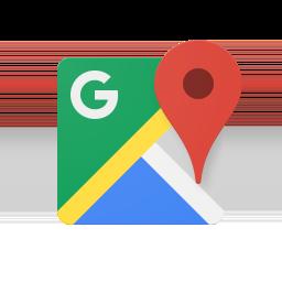 google maps app logo image