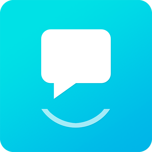 Smiley Private Texting app logo image
