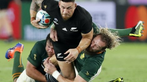 Sports In South Africa image