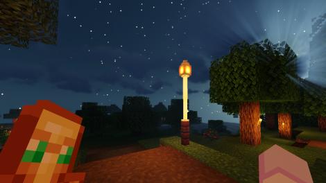Lantern in Minecraft