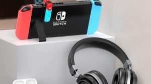 Bluetooth headphones with your Nintendo Switch
