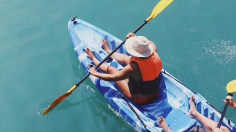 How to choose the right kayak paddle to determine exactly